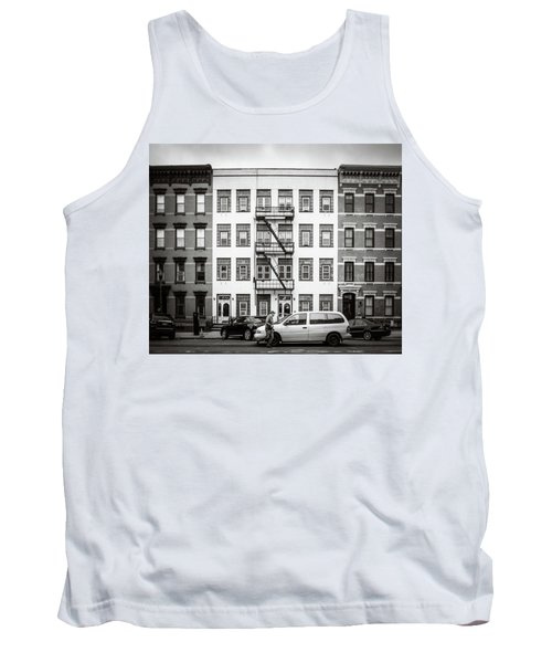 quick delivery BW Tank Top