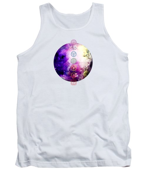 Reach Out To The Stars Tank Top
