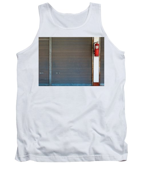 Ready For Any Emergency Tank Top