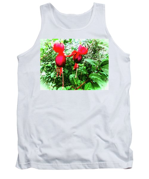 Red Candies Tank Top