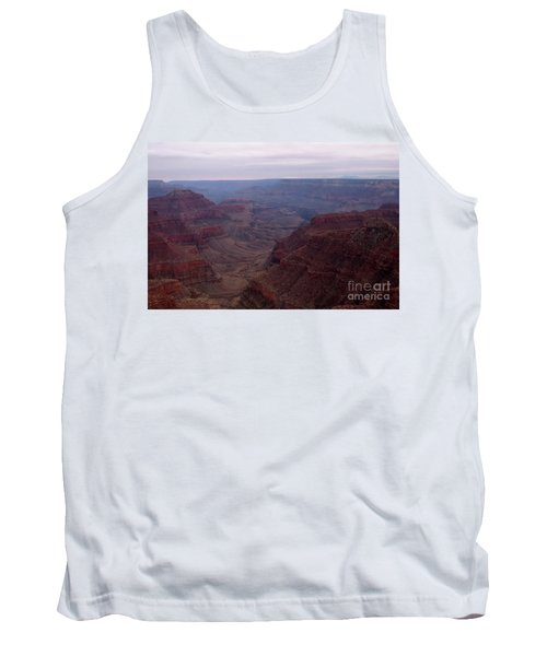 Red Grand Canyon Tank Top