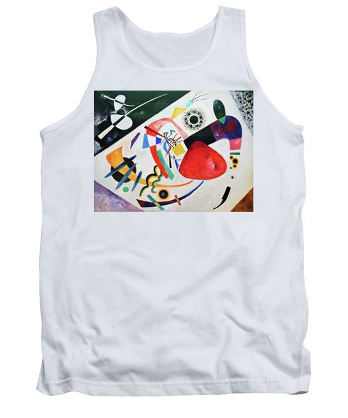 Red Spot II - Digital Remastered Edition Tank Top