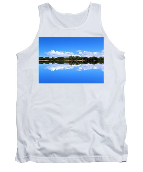 Reflective Lake Patricia Tank Top