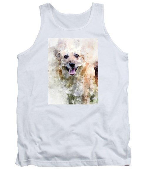 Remember The Four-legged Smile Tank Top