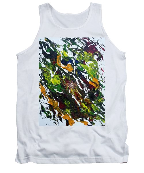 Rivers And Valleys Tank Top