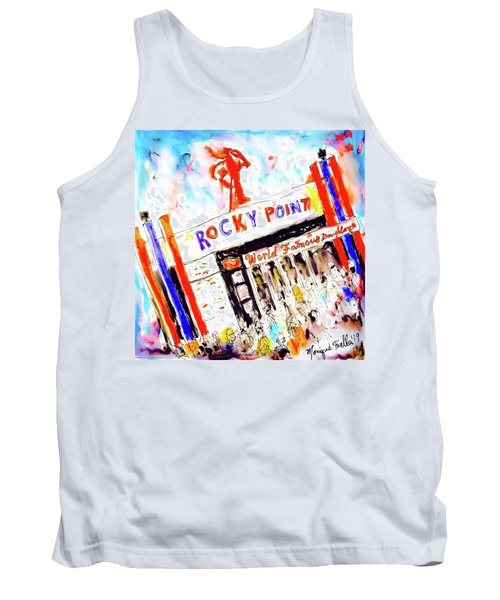 Rocky Point Chowder House Tank Top