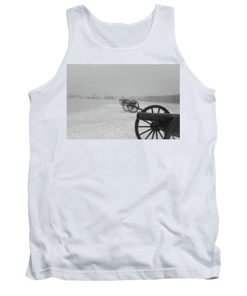 Row Of Cannon Tank Top