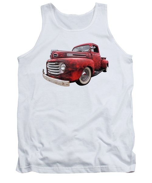 Rusty Jewel - 1948 Ford Tank Top