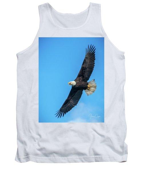 Screaming Eagle Tank Top