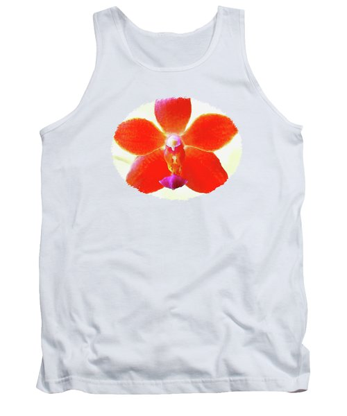 Screenplay Of An Orchid  Tank Top