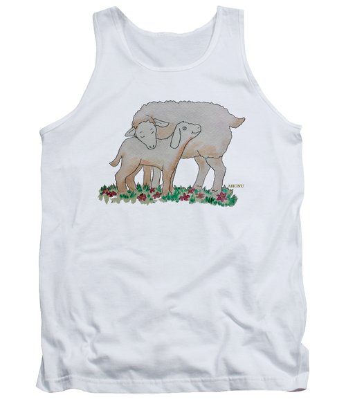 Sheep Tank Top