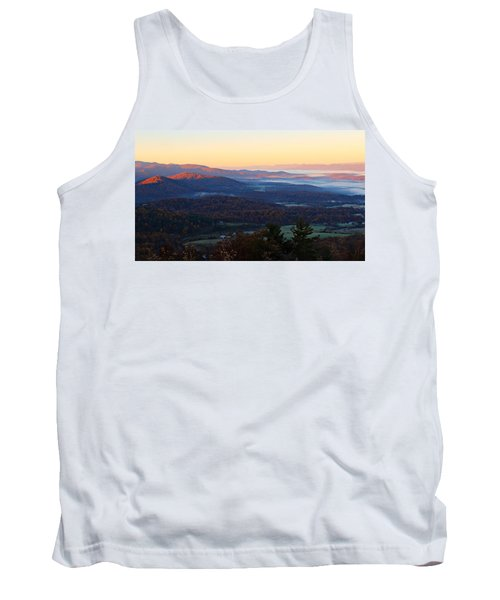 Shenandoah Mountains Tank Top