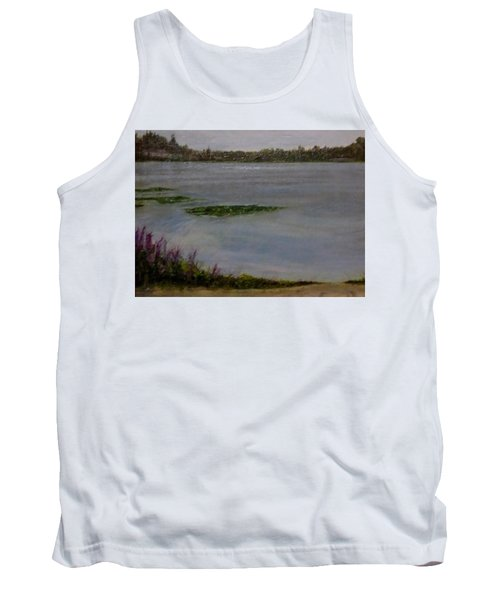 Silver Lake During The Wildfires Tank Top