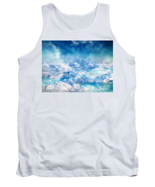 Sky Moods - A View From Above Tank Top