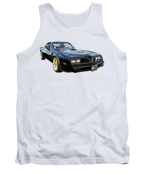 Smokey And The Bandit Trans Am Tank Top
