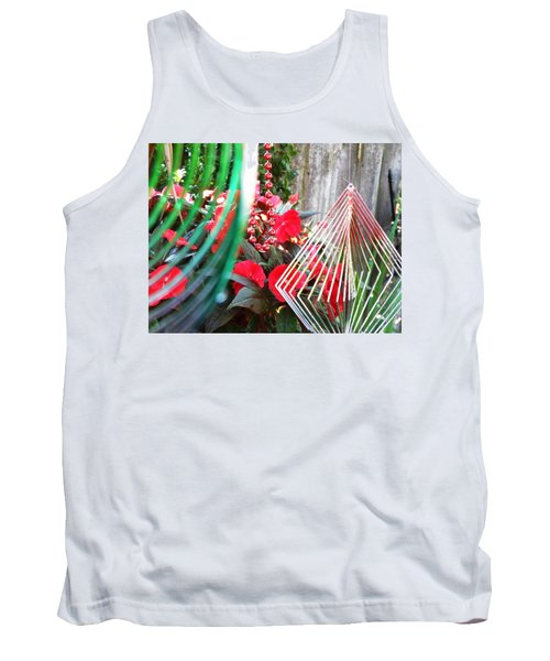 Something New In The Garden Tank Top
