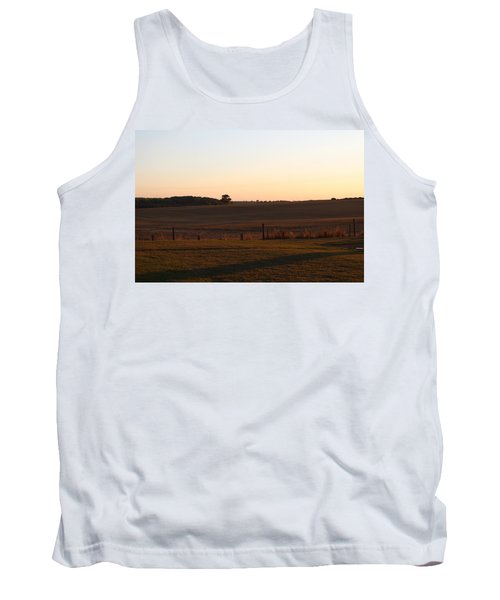Somme Sunset Tank Top