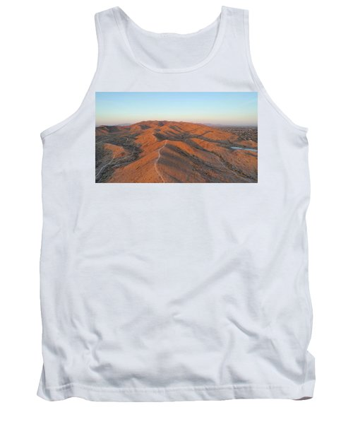 South Mountain Sunrise Tank Top
