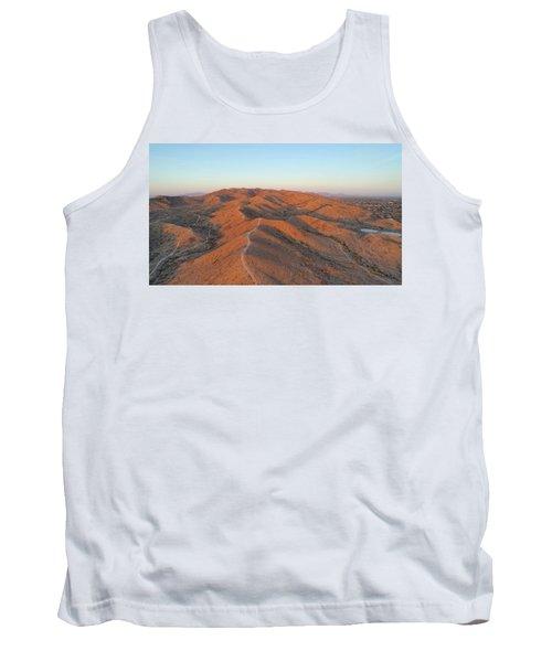 South Mountain Sunrise Tank Top