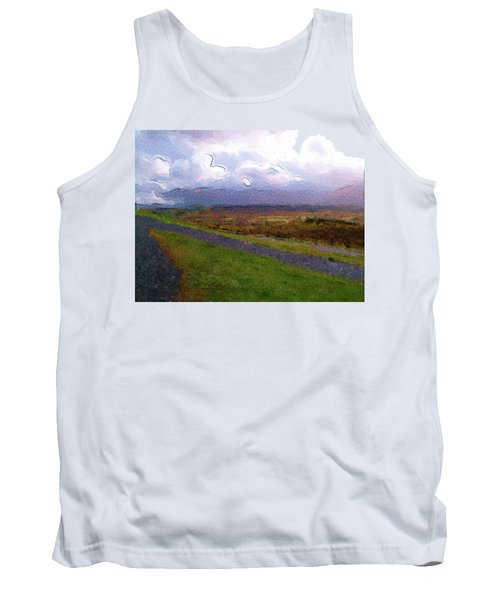 Spean Bridge Painting Tank Top