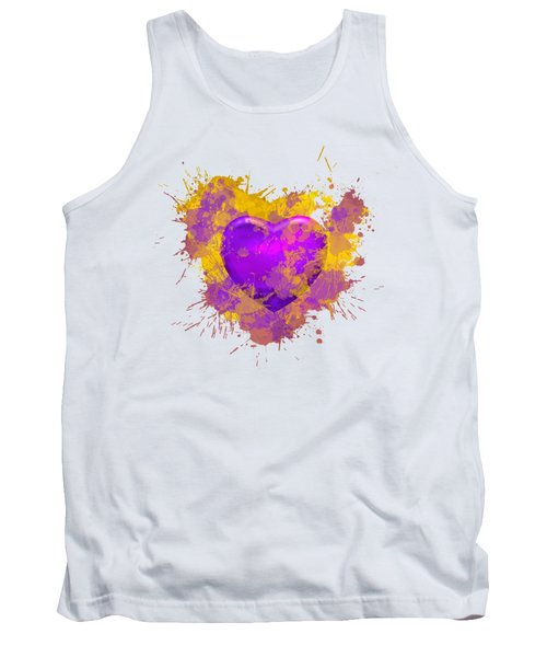 Stain Lakers Tank Top