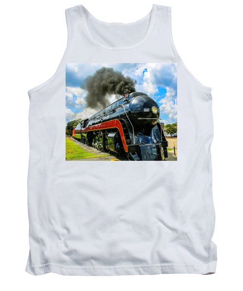 Steam's Up 611 Tank Top