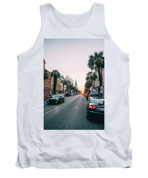 Stopping Time Tank Top