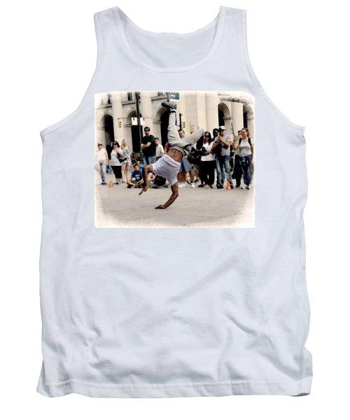 Street Dance. New York City. Tank Top