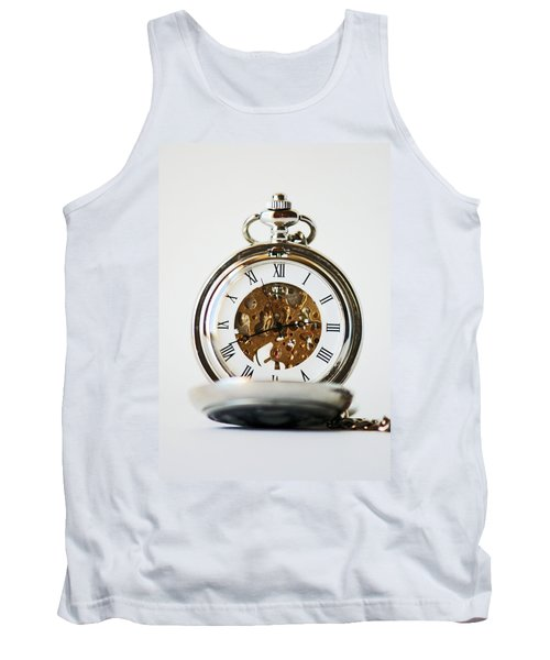 Studio. Pocketwatch. Tank Top