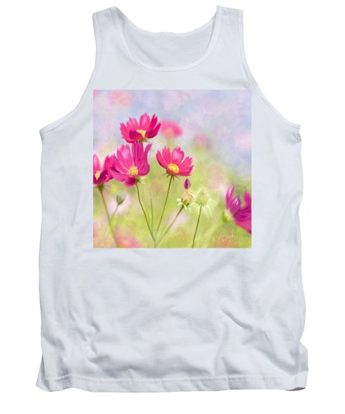 Summer Blossom Tank Top