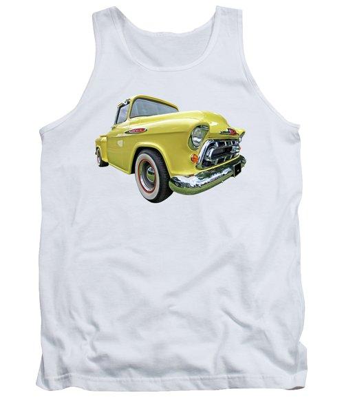 Sunshine Yellow Chevy Tank Top