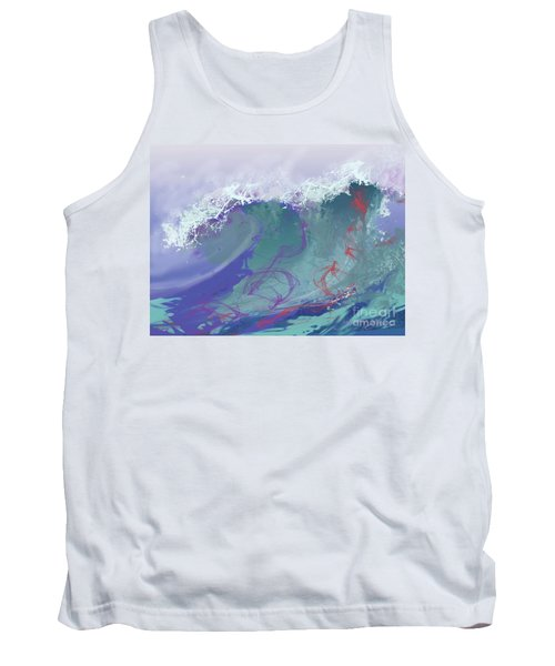 Surf's Up Tank Top