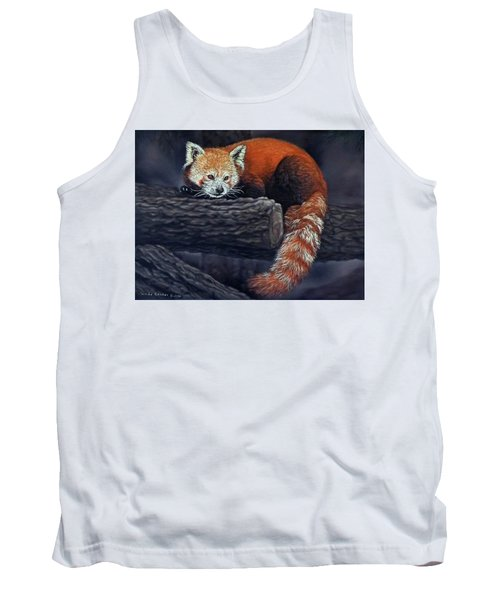 Takeo, The Red Panda Tank Top