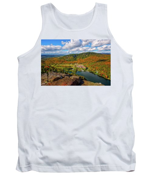 The Balsams Resort Autumn. Tank Top