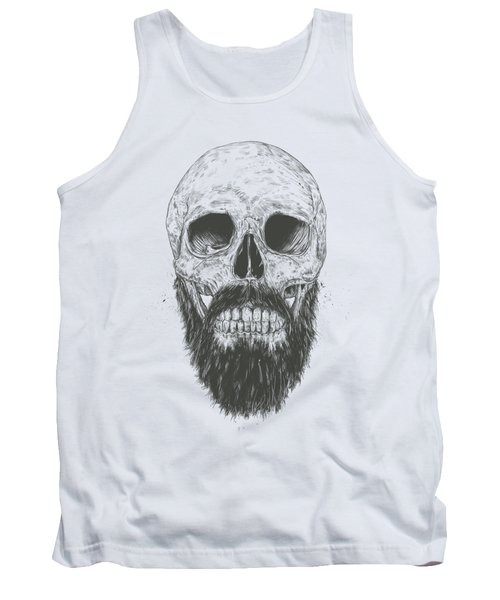 The Beard Is Not Dead Tank Top
