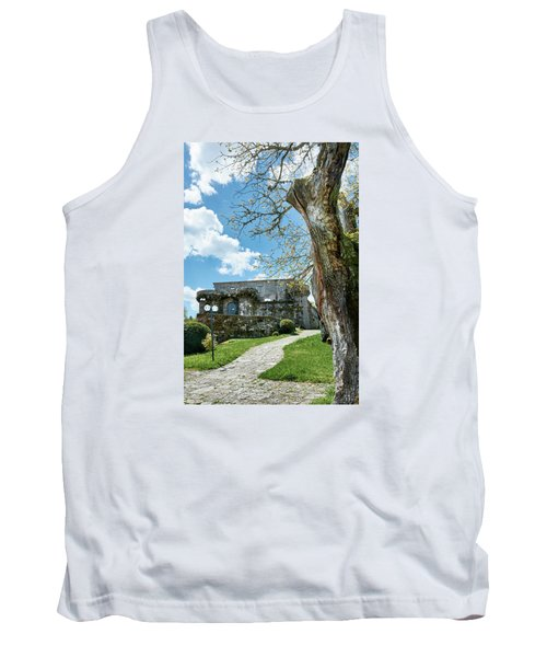 The Castle Of Villamarin Tank Top