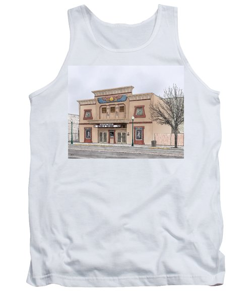The Egyptian Theatre Tank Top