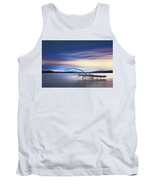 The Floating Tree Tank Top