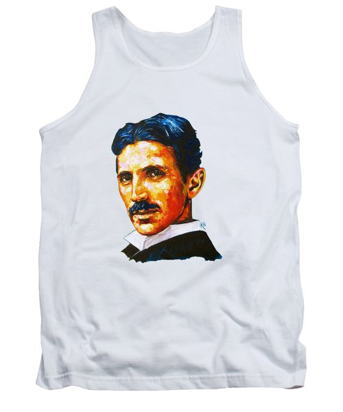 The Great Inventor Tank Top