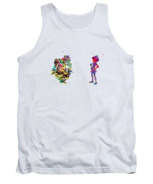 The Jungle Book Inspired Tank Top