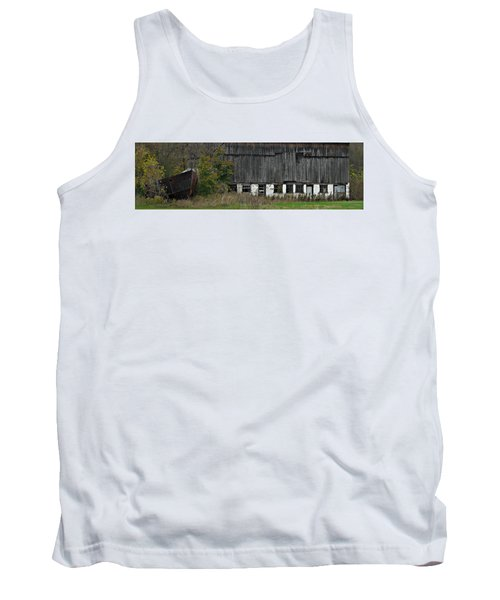 The Lost Arc Tank Top