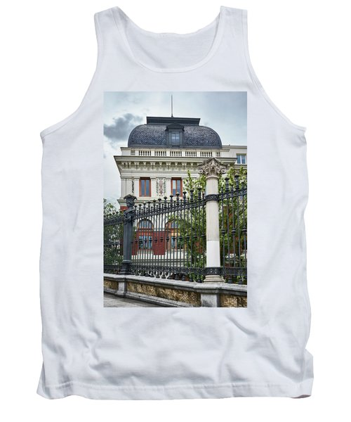 The Ministry Of Agriculture, Fisheries, Food And Environment In Madrid Tank Top