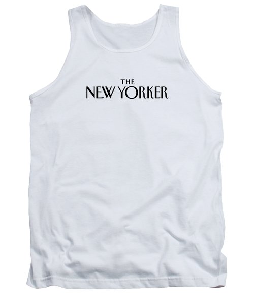 The New Yorker Logo Tank Top