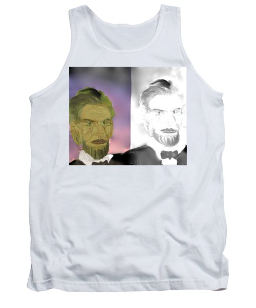 The Pale Litigator Tank Top