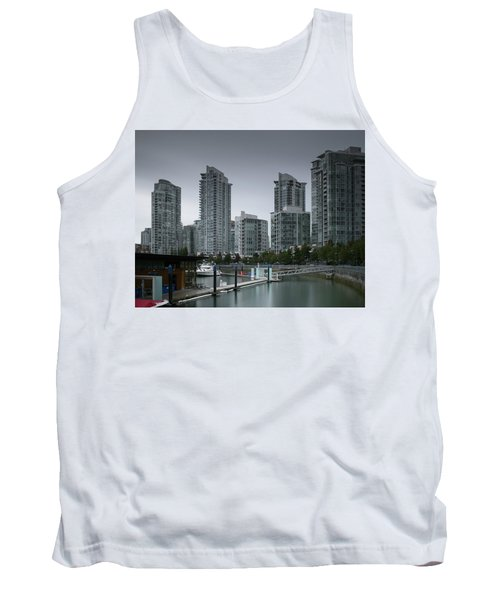 The Quayside Marina - Yaletown Apartments Vancouver Tank Top