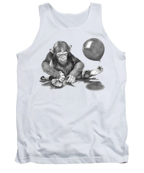 The String Theory Tank Top