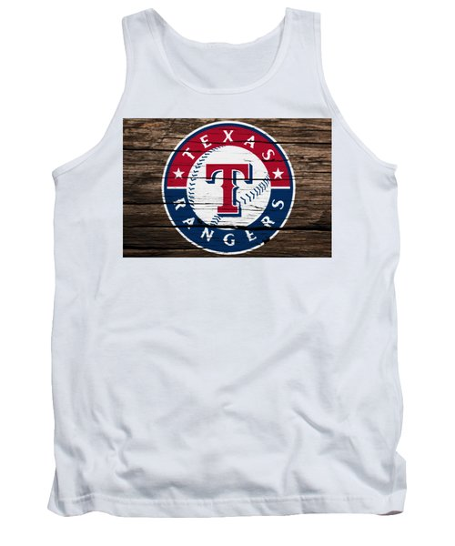 The Texas Rangers 3a Tank Top