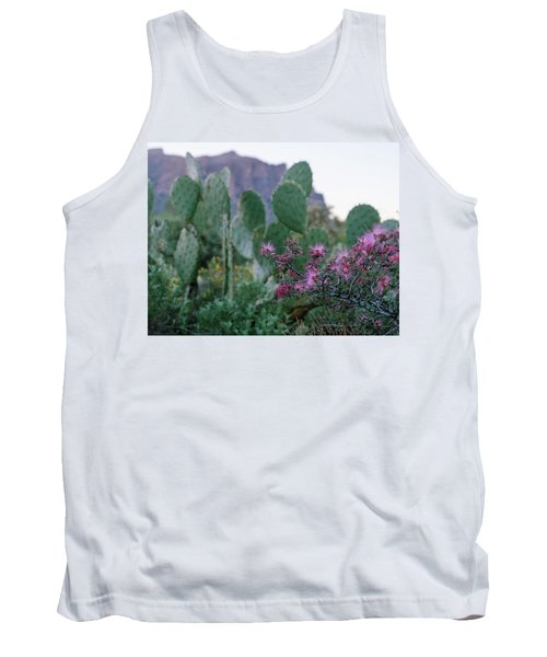 The Vibrant Desert Tank Top