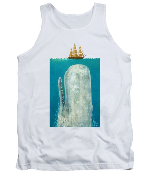 The Whale  Tank Top