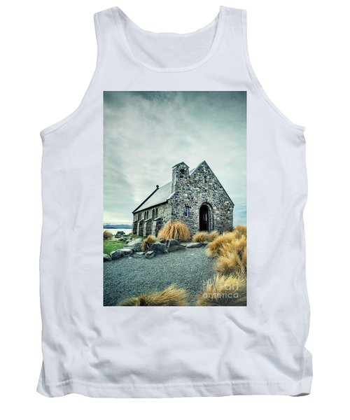 Timeless Worship Tank Top